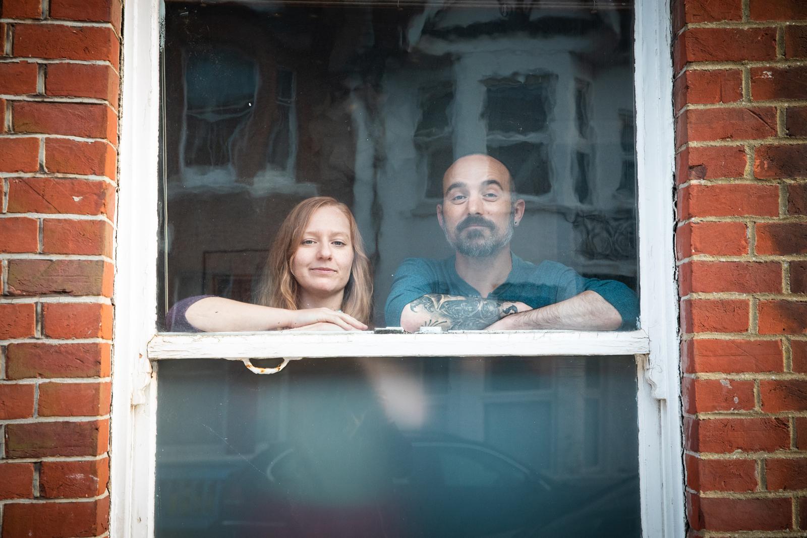 NATALIE and LLOYD,  CTMW, Photo by Gili Dailes