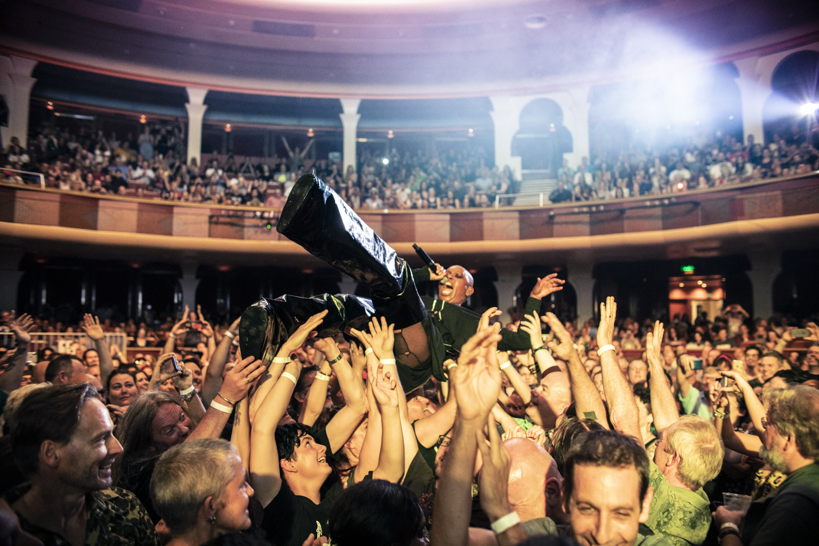 Skunk Anansie at Brighton Dome, Photo by