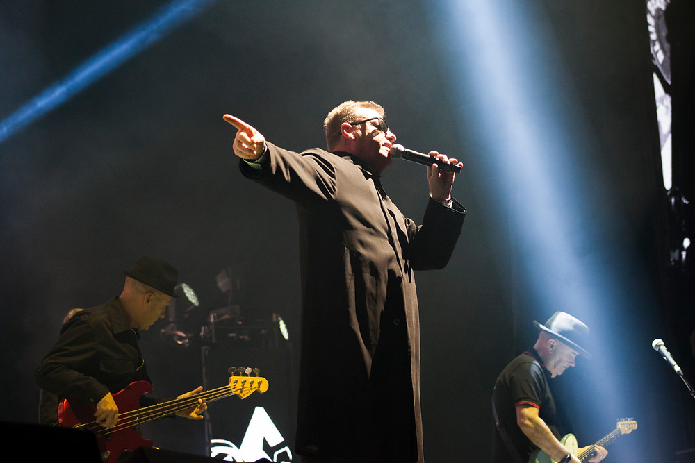 Madness at The O2, London. Photo by Gili Dailes
