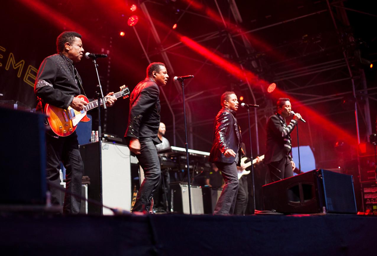 The Jacksons, photo by Gili Dailes 8