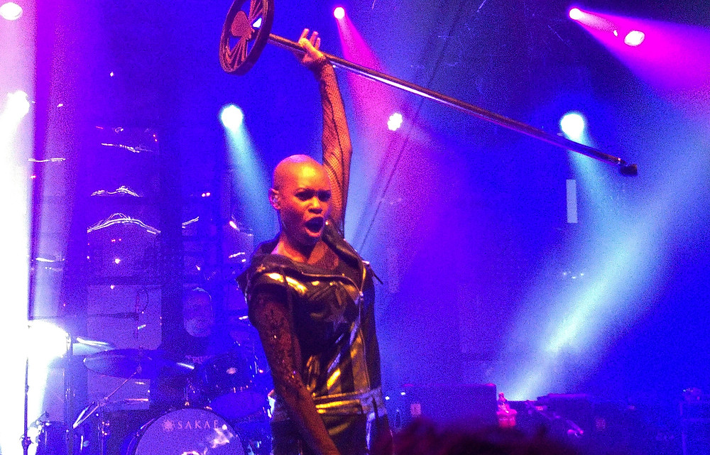 Skunk Anansie © Photo by Gili Dailes