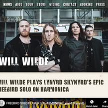 Will Wilde website