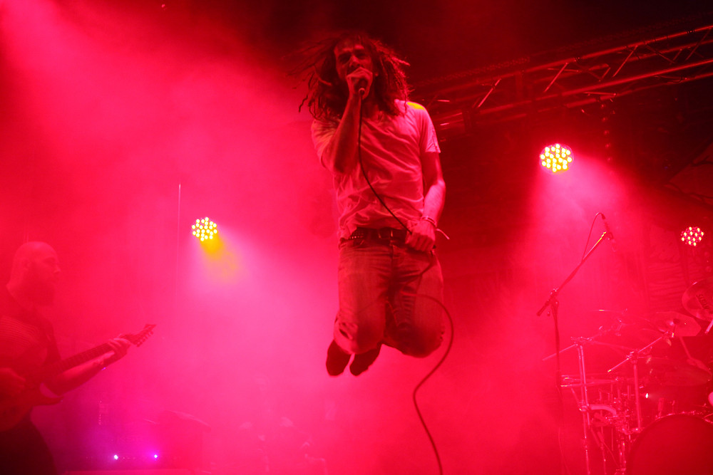 Sikth © Photo by Gili Dailes