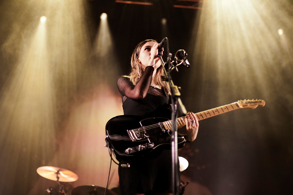 Wolf Alice ©Photo by Gili Dailes