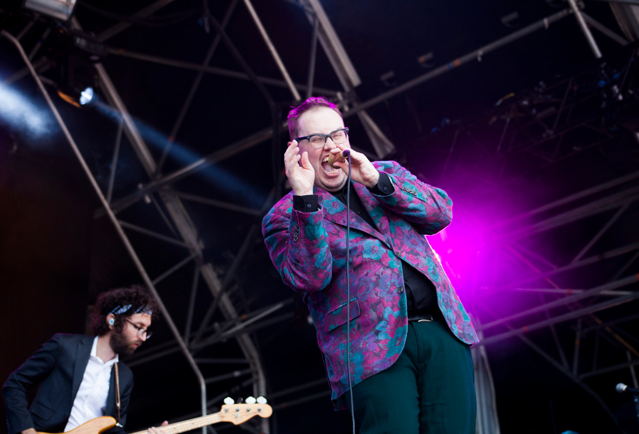 St. Paul and the Broken Bones, photo by Gili Dailes