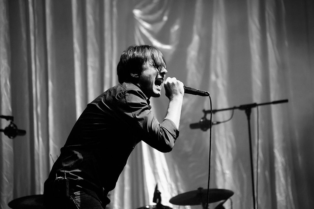 Suede. ©Photo by Gili Dailes