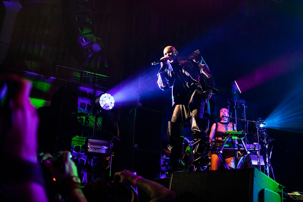 Skunk Anansie at Brighton Dome, photo by Gili Dailes