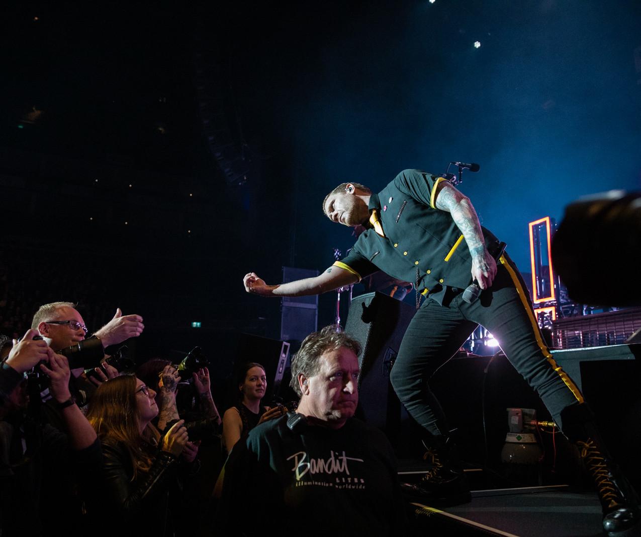 Shinedown, photo by Gili Dailes (14)