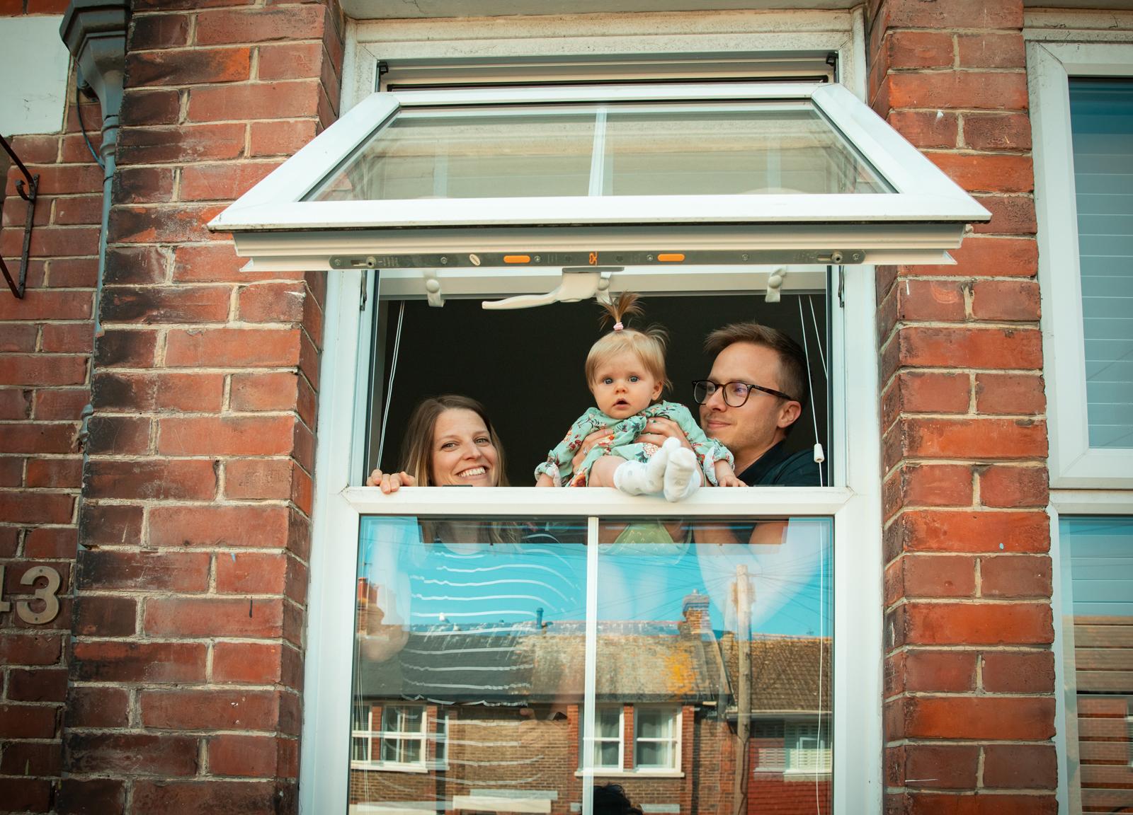 WILL, DANIEL & IVY, CTMW, Photo by Gili Dailes