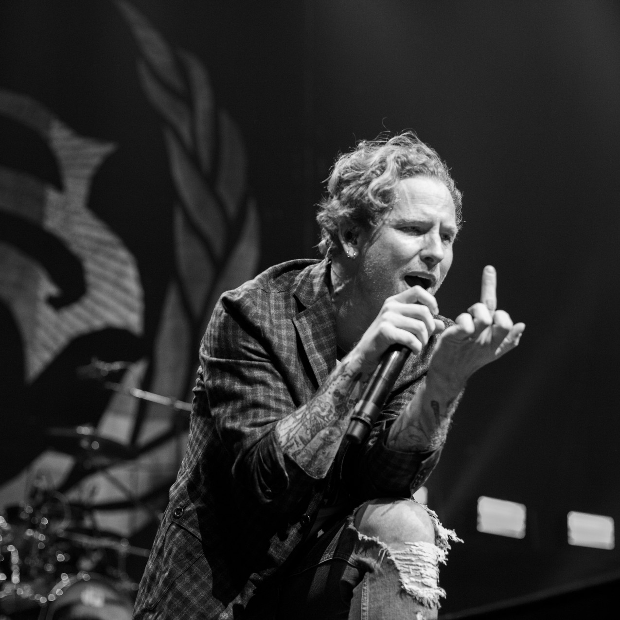 Stone Sour, Photo by Gili Dailes