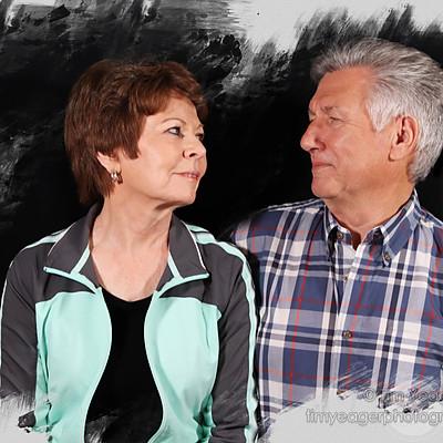 Russ & Pat Portraits