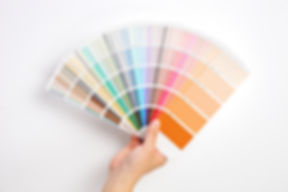 Expert Paint color selection Interior Design