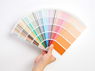 Color Theory when Designing.