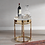 Thumbnail: The Langham Side Table in Polished Gold