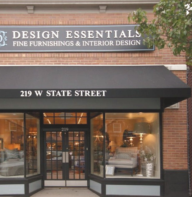 Design Essentials Fine Furniture and Interior Design Store Front