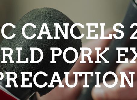 World Pork Expo Canceled