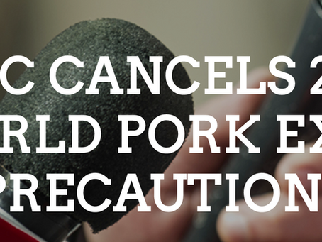World Pork Expo Canceled