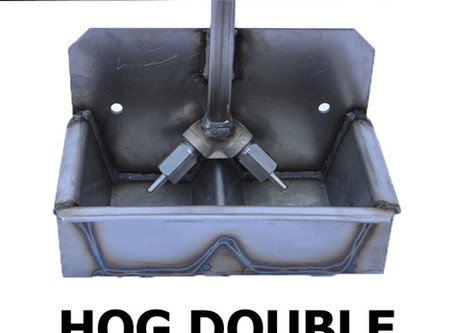 Hog Double Water Cup