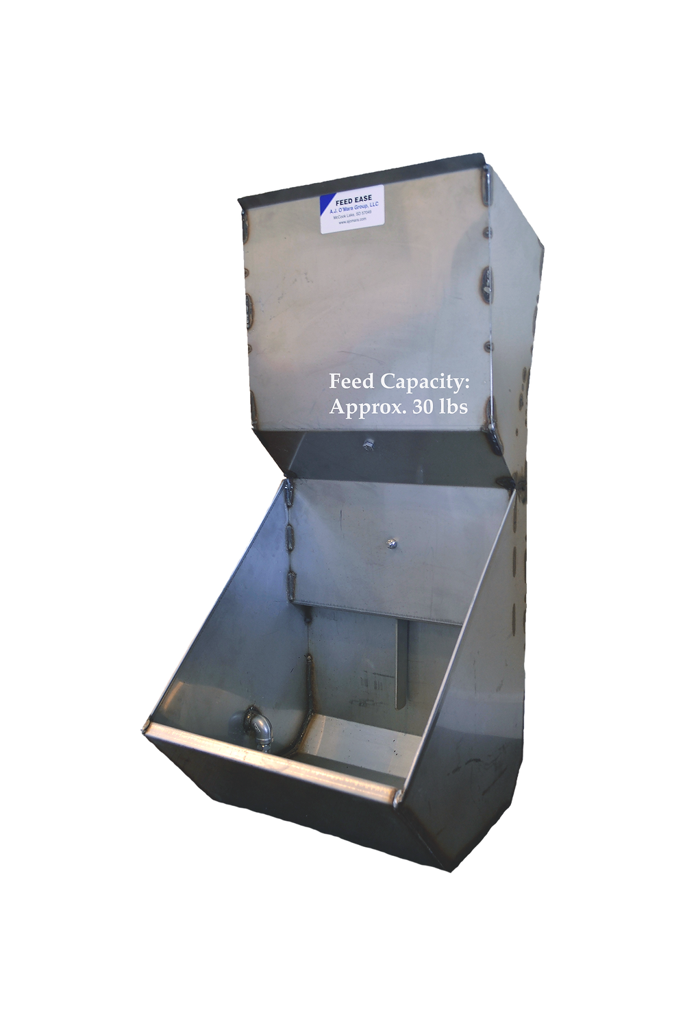 Wet/Dry Sow Feeder