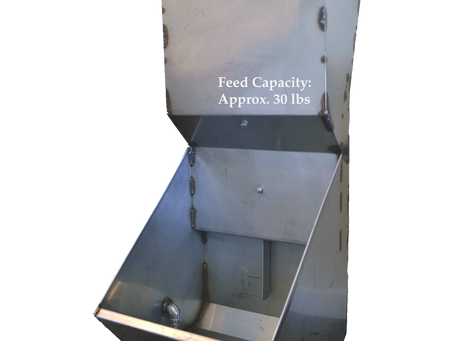 Feed Saving Wet/Dry Sow Feeder