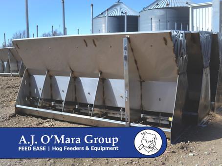 Building or remodeling? Trust your hog feeders.