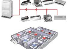 Using VRF System for Heating and Eliminating Radiators