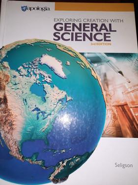 General Science (Sept. 14-16)