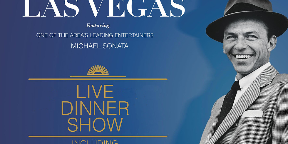 a Knight in Las Vegas with Sinatra