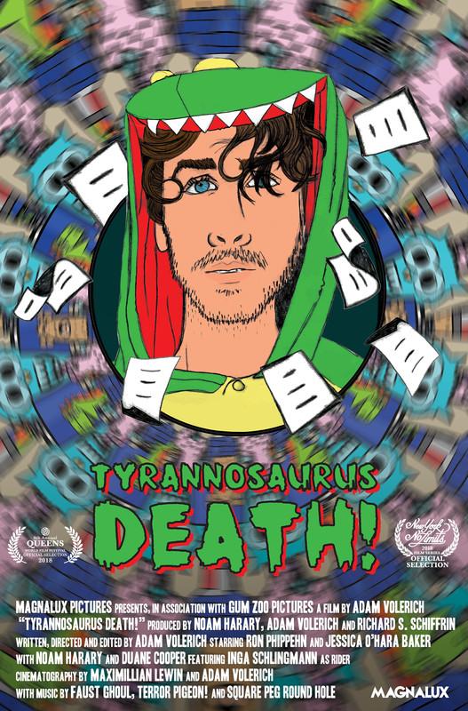 Tyrannasaurus Death