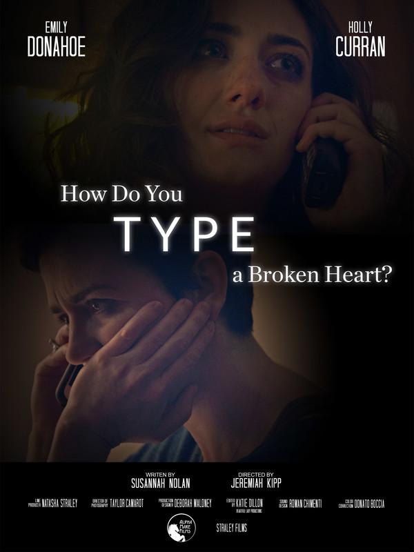 How Do You Type a Broken Heart