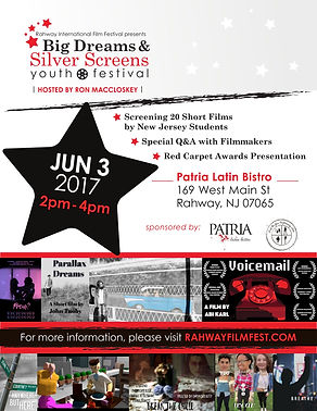 Big Dreams & Silver Screens Youth Festival