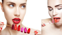 The average woman eats six pounds of lipstick in her lifetime?