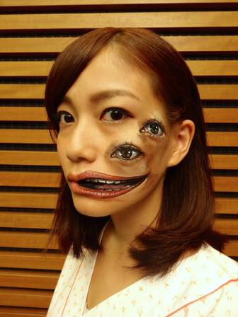 Best Makeup Artist #2 - Mind-Boggling Body Art