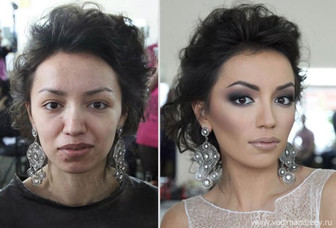 Astonishing Makeup Skills