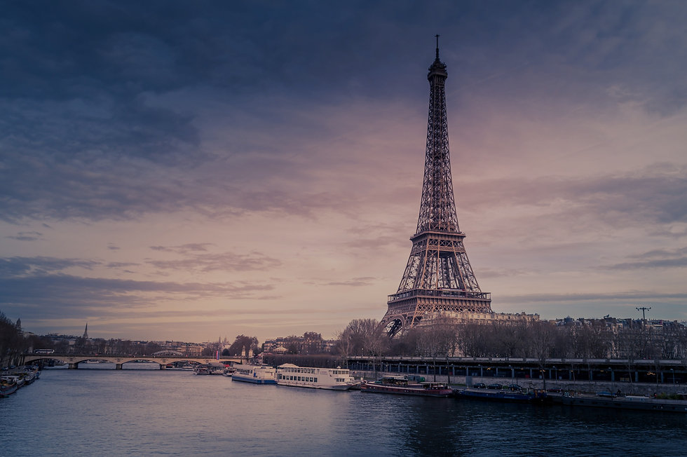 Tour Eiffel - formation experts Luxe