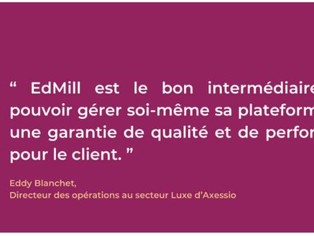EdMill au cœur de notre digitalisation  formation
