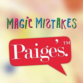 Magic Mistakes Featured On PaigesBooks.Com!