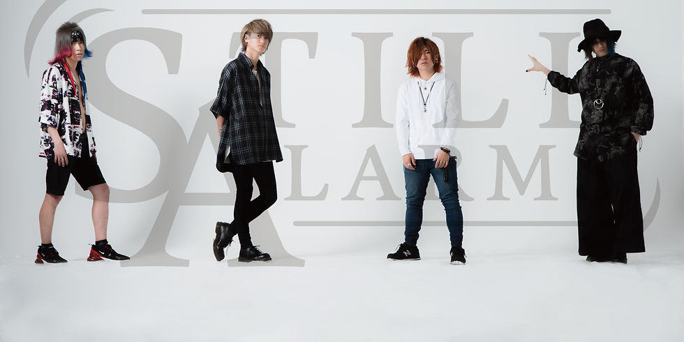 STILL ALARMS presents「STILL WARS / Logue One ~4th Anniversary One Man LIVE~」