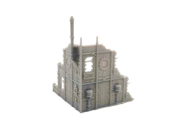 Secteur impérial : Manufactorum (6mm)