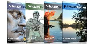 Puhutaan suomea