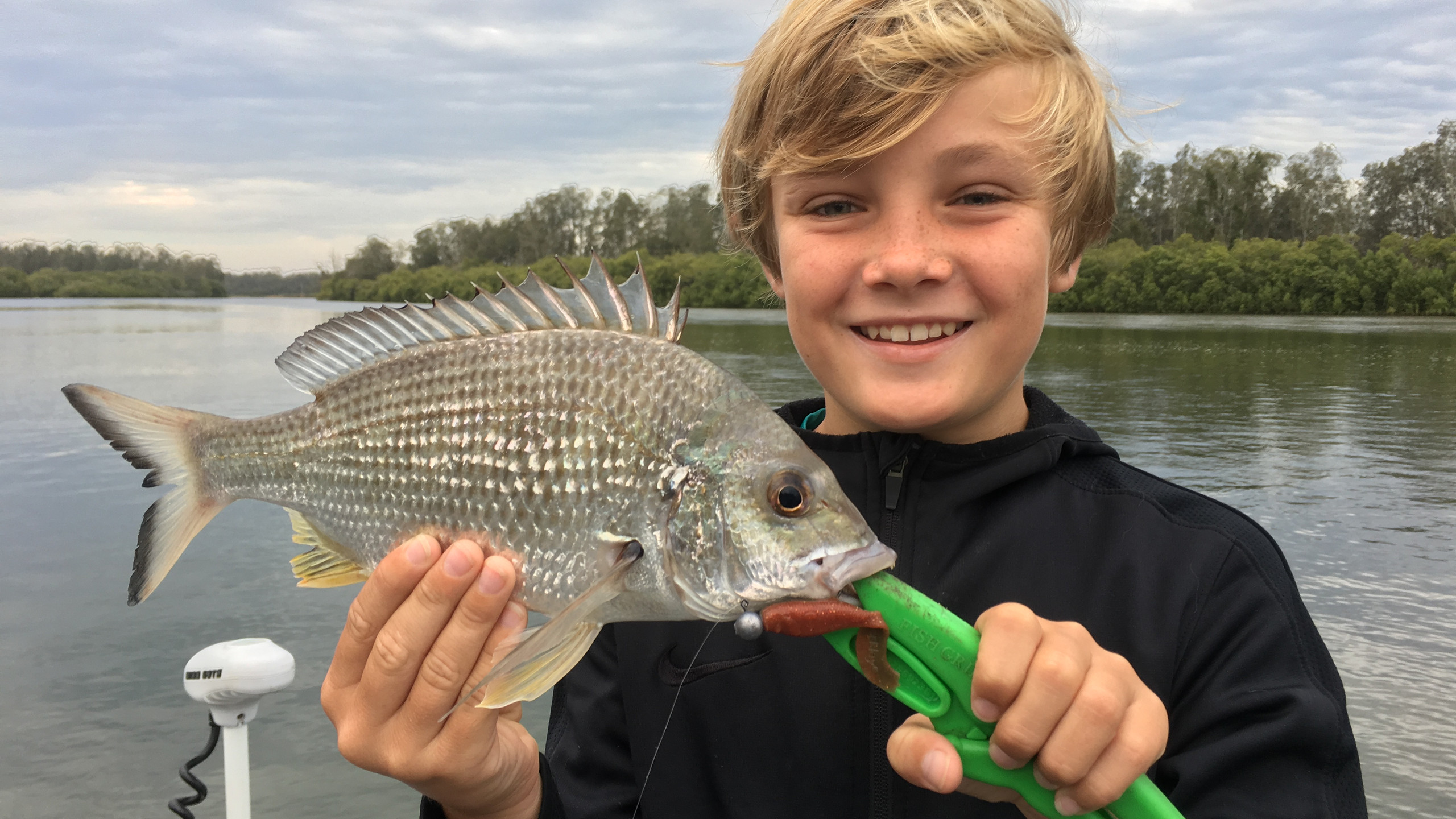 bream are a great target