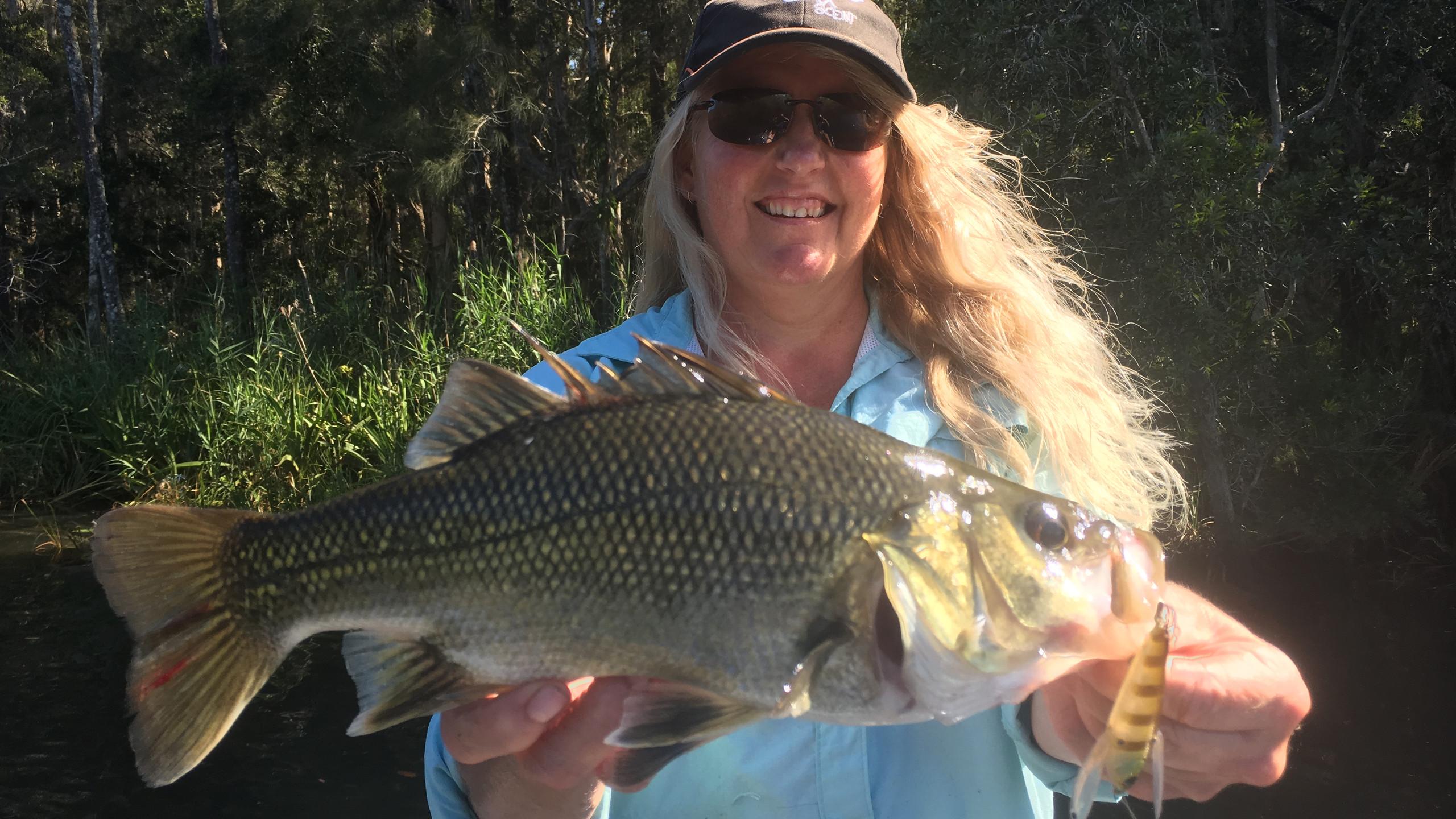 Creek Bass