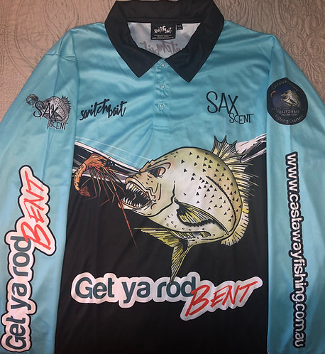 SAX scent fishing shirt