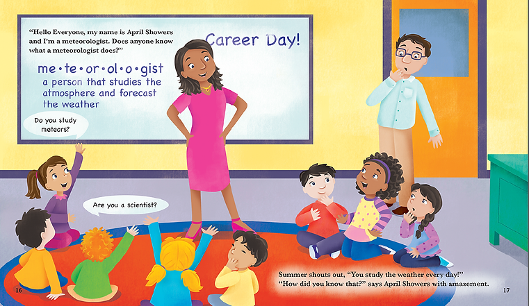 brittney shipp meteorologist in me children's book stem girls mentoring