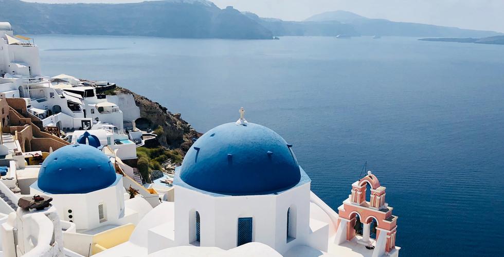 Illes Gregues: Atenes, Mykonos, Paros i Santorini