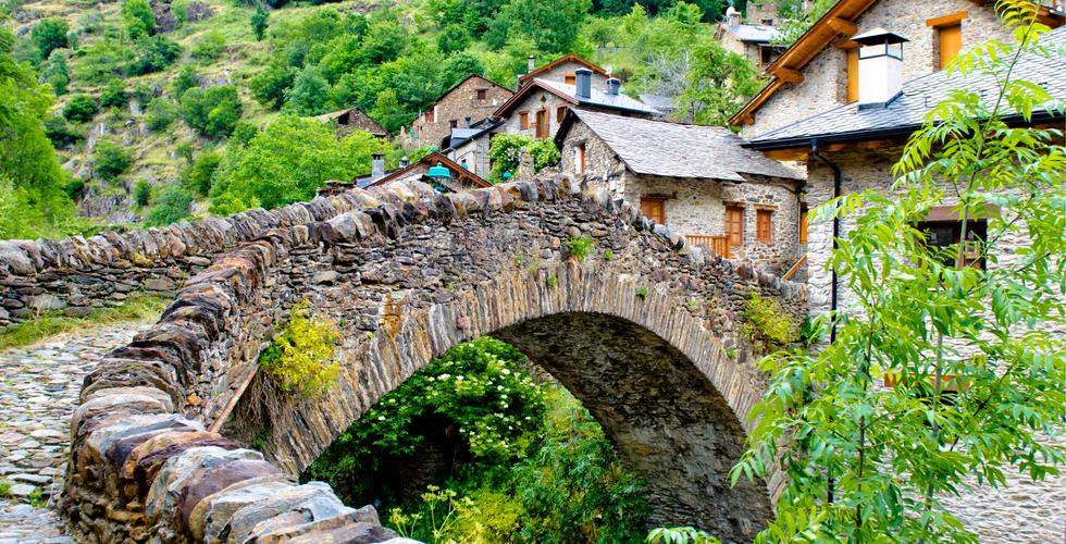 Pallars Sobirà - Pont d'Octubre