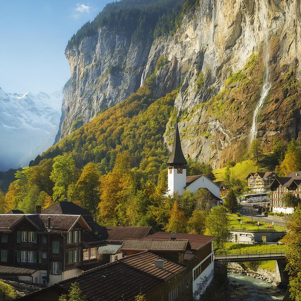 Suïssa en família