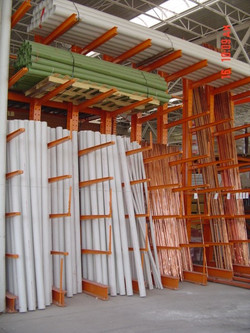 rack cantilever industrial