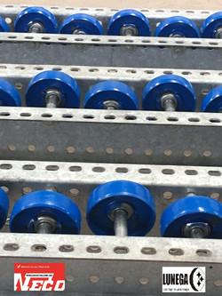 rack dinamico sistemas de almacenaje