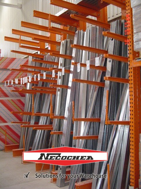RACK CANTILEVER INDUSTRIAL
